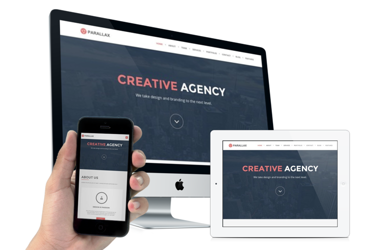 parallax-weebly-theme